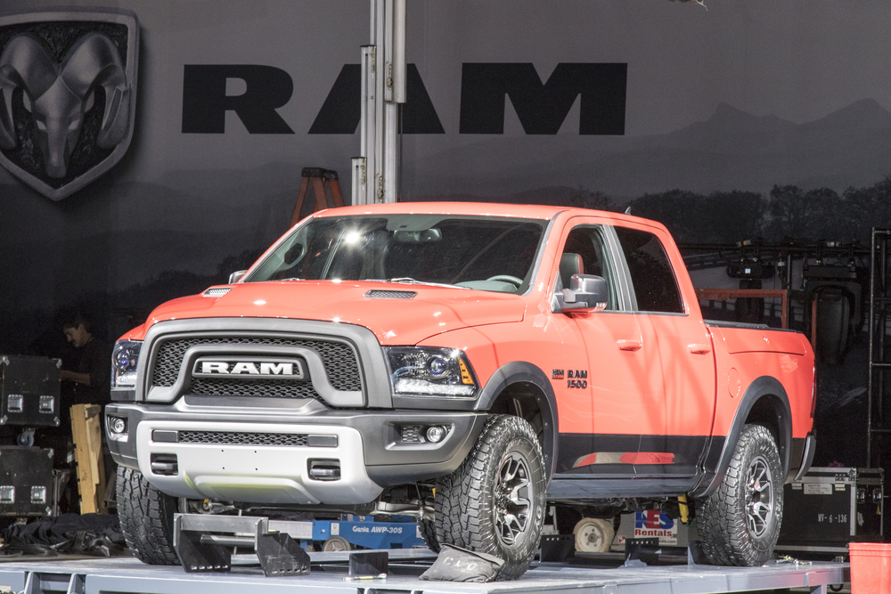 Discover the Different Dodge Ram 1500 Trims