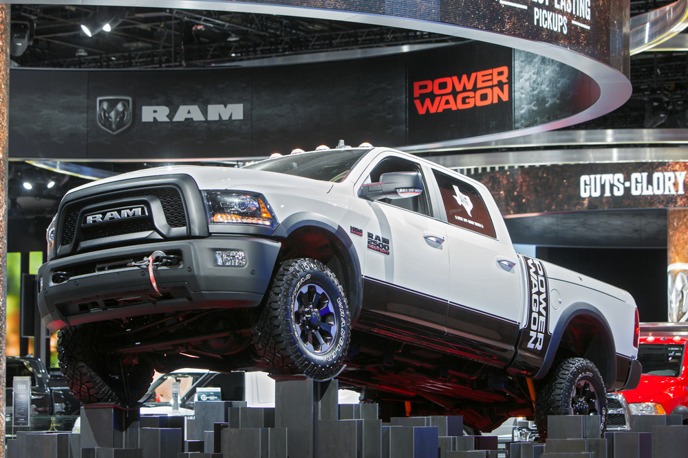 Discover the Dodge Ram 2500 Trims and Features