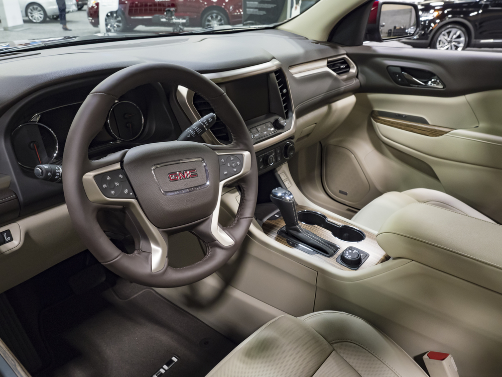 Interior Details and Appearance