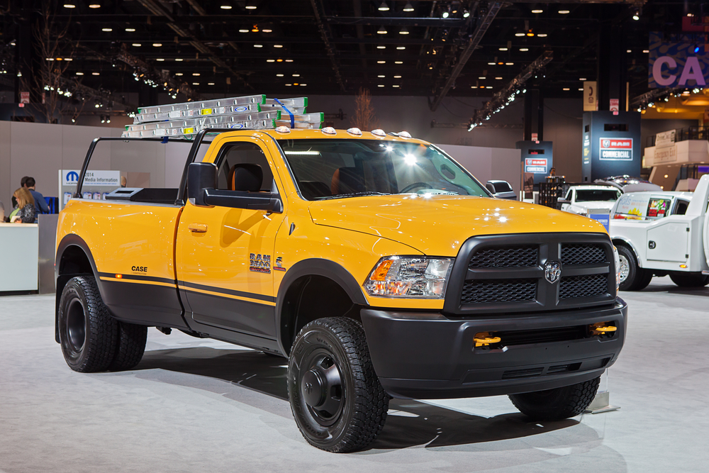 Learn About The Dodge Ram 3500