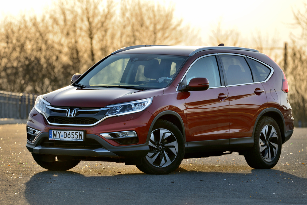 Learn how to find your Honda CRV
