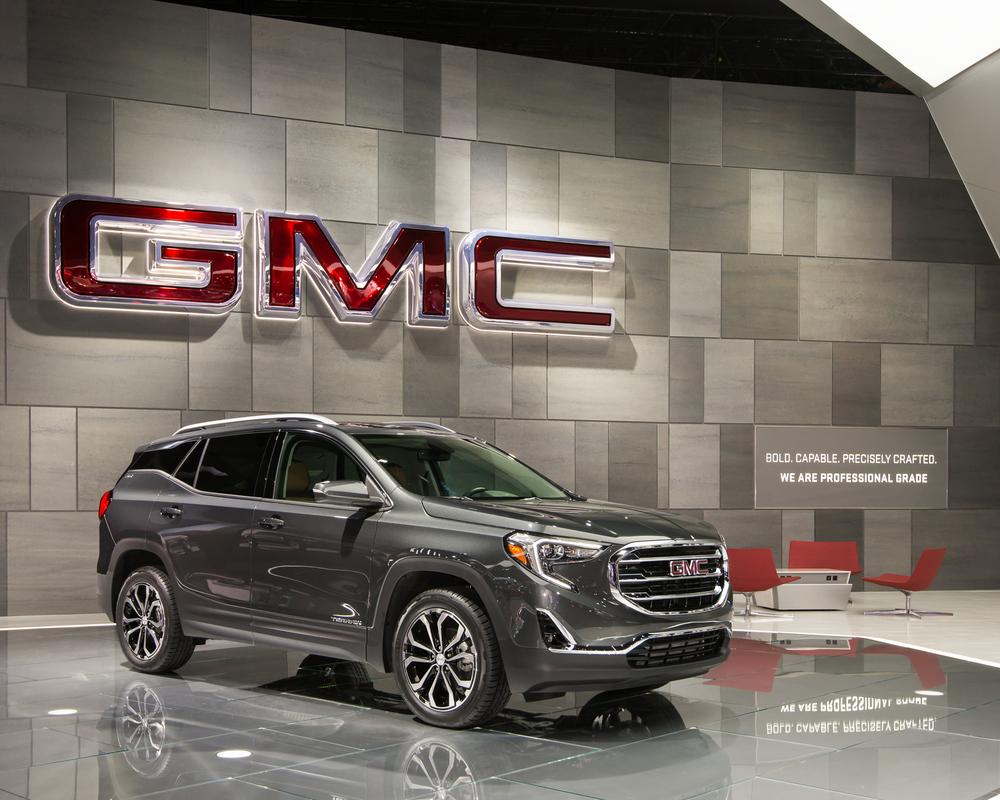 Newest GMC SUV Models