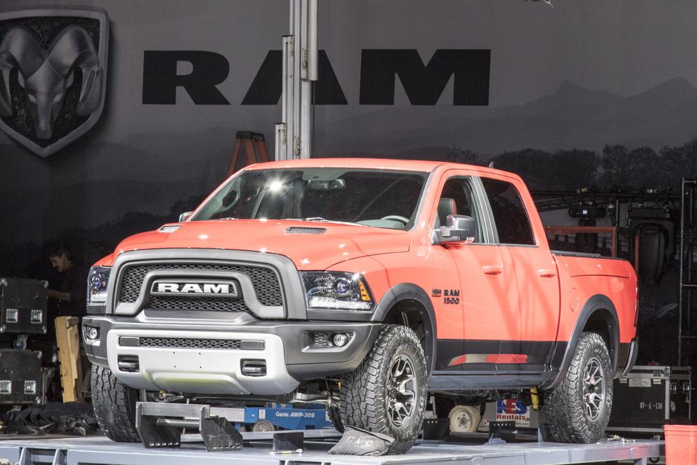 Ram 1500 Rebel 2