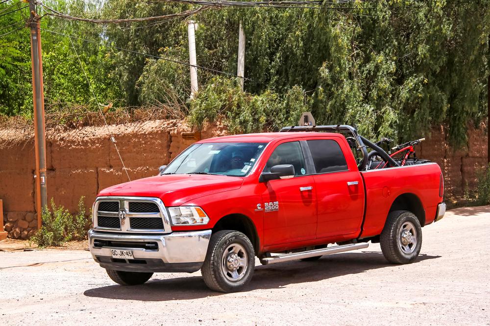 Ram 2500 pickup