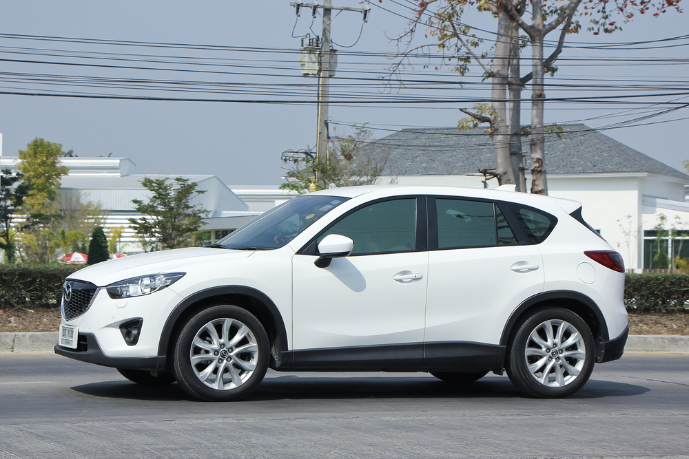 SUVs and CRossovers - prices of Mazda Cars from $19,960
