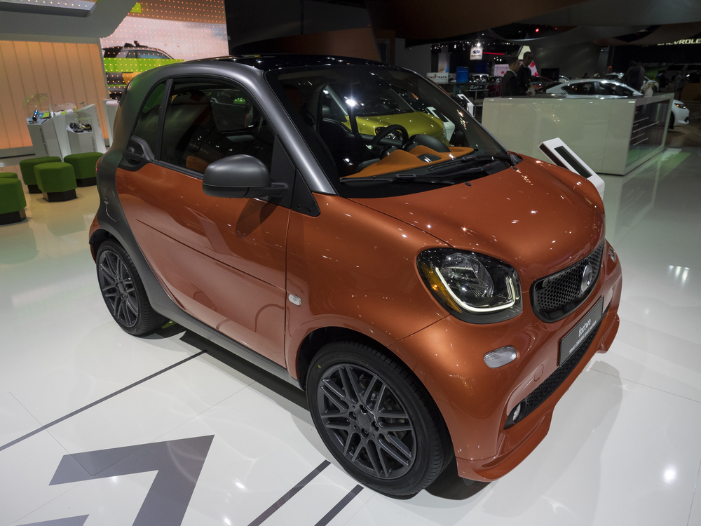 Smart Fourtwo Electric Coupe
