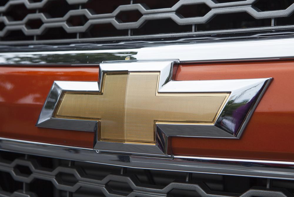 The 2017 Chevy Impala