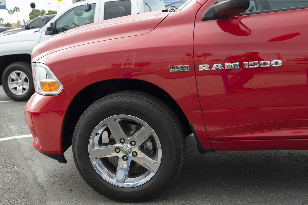 The Ram Rebel trim is getting a boost