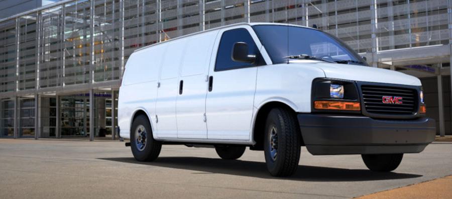The Savana Cargo Van