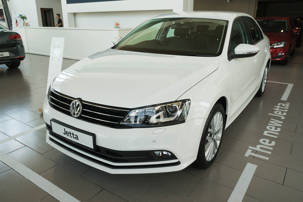 Volkswagen GTI Jetta