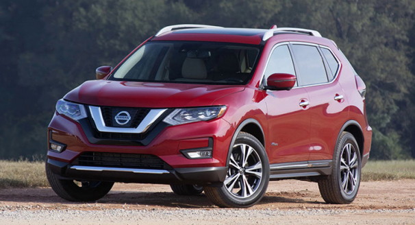 Shopping Nissan crossovers and SUVs