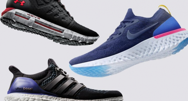 Shopping Athletic Shoes From Top Brands This Black Friday