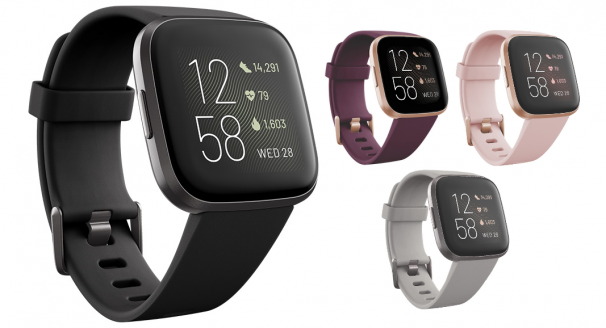 The Fitbit Versa 2 Feature Review