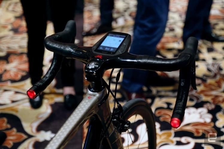 LeEco smart bikes