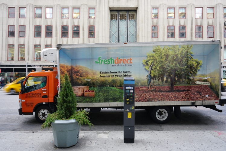 #1 Freshdirect