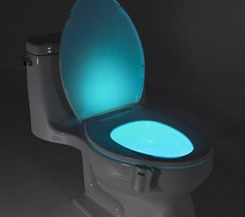 Motion Sensor Light Up Toilet Seat