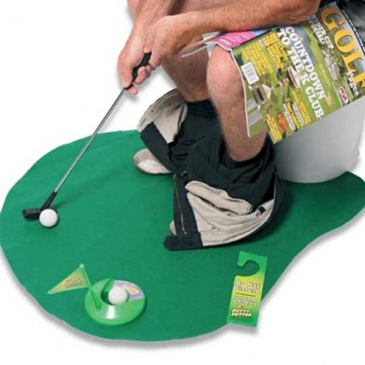 Potty Putter