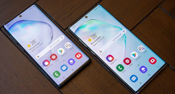 Overview Of The Samsung Galaxy Note10 and Note10 Plus