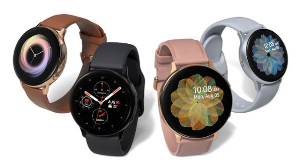 Samsung Galaxy Watch and Galaxy Watch Active 2 Features