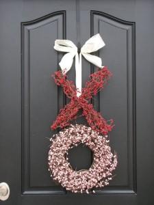 Hang a Wreath
