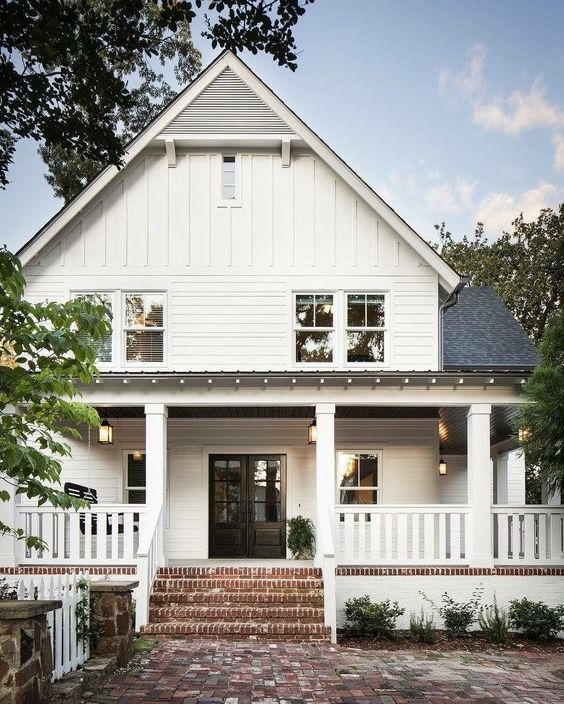 Modern Home Exterior Paint Colors: Sell Your House: 6 Exterior Paint Colors That Add Instant