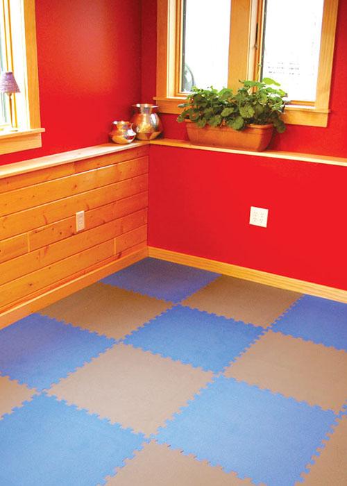 Foam Floor Mats