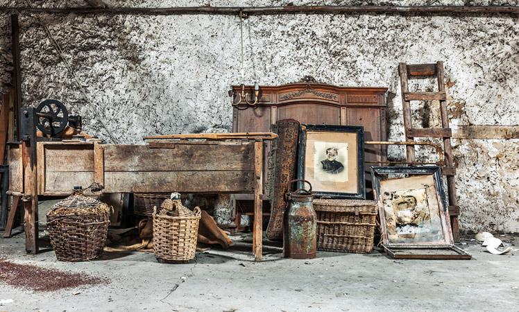 Grandma's Garage or Attic