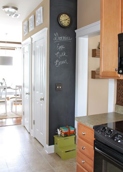 Use Some Chalkboard Paint