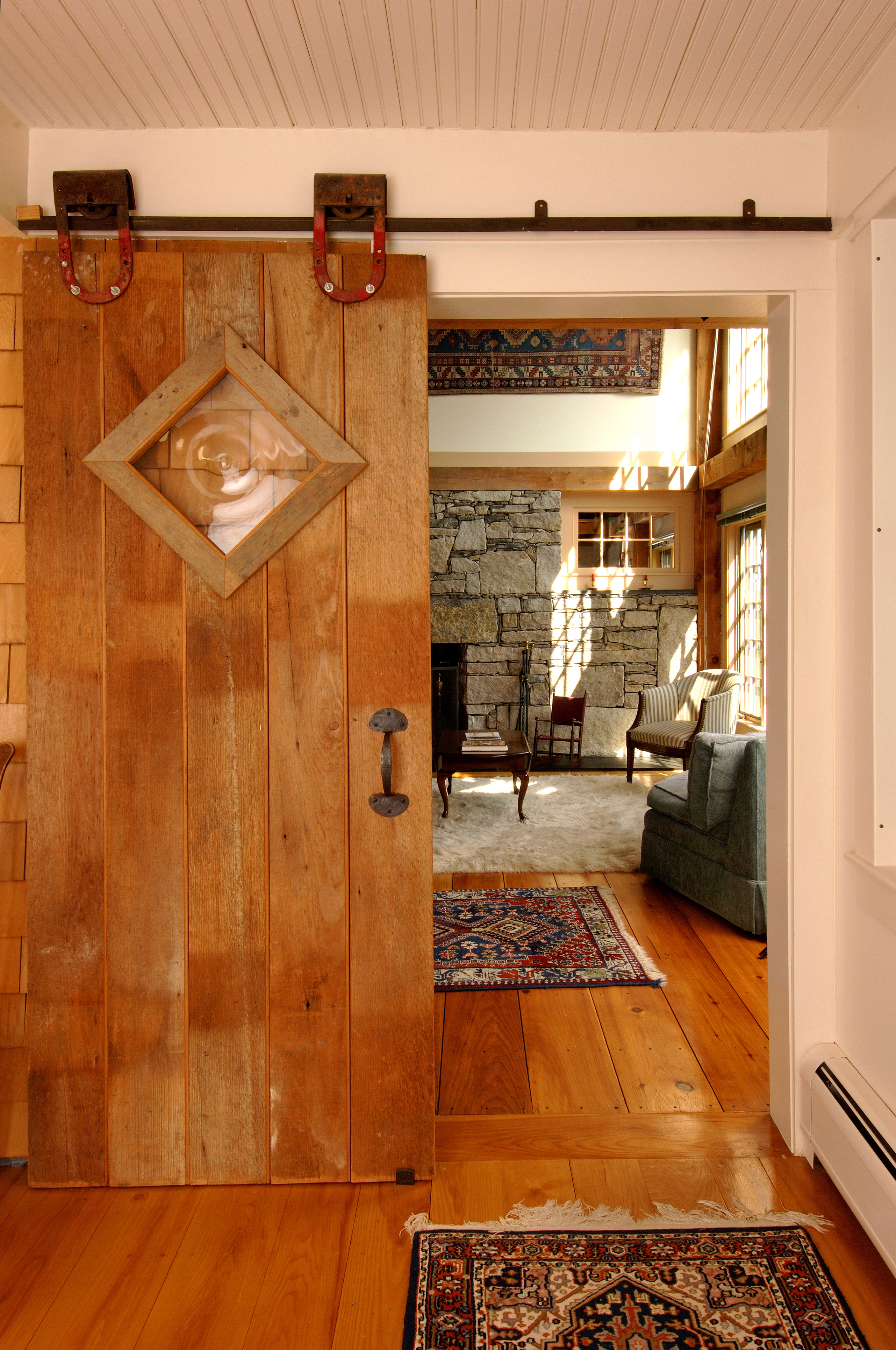 How To Make A Rustic Sliding Barn Door For Your Home
