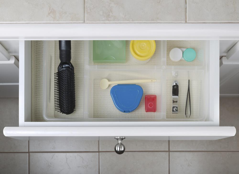your drawer aren't organized