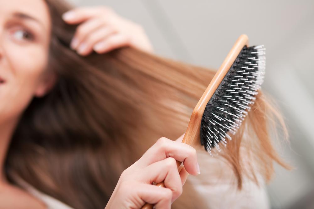 your hair burush