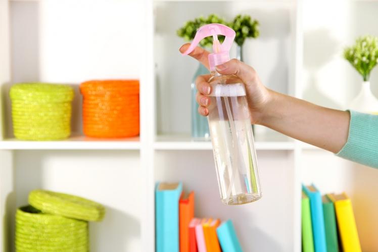 Homemade Fragrance Spray