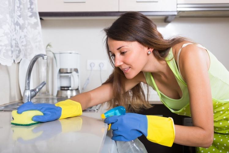 Keep your home sparkling clean