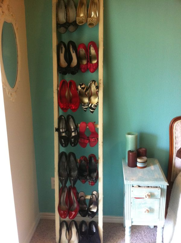 shoe-rack-ladder