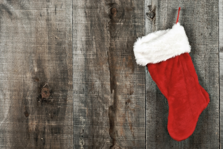10 Creative Ways to Hang Your Stockings This Christmas