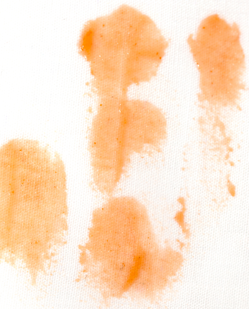 Get Rid of Food Stains