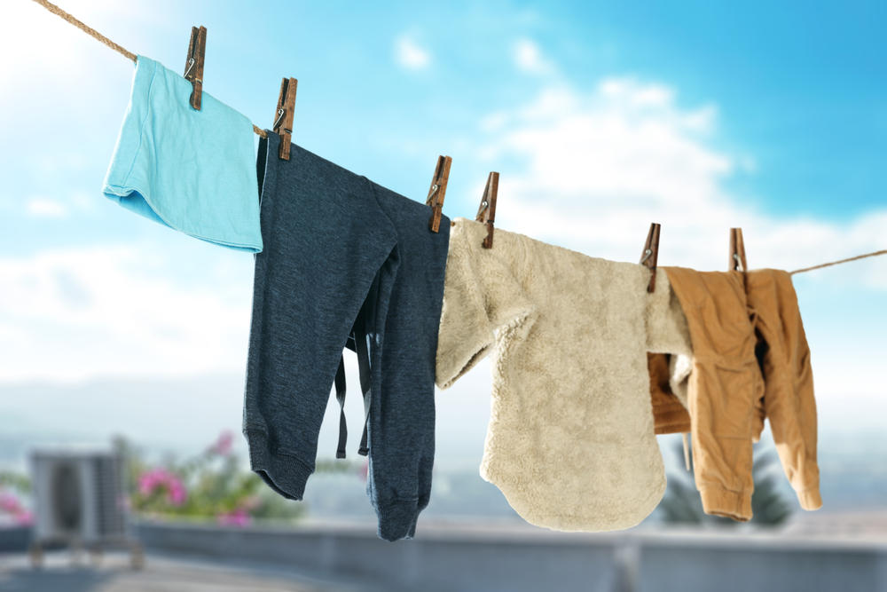 Hang Your Clothes to Dry