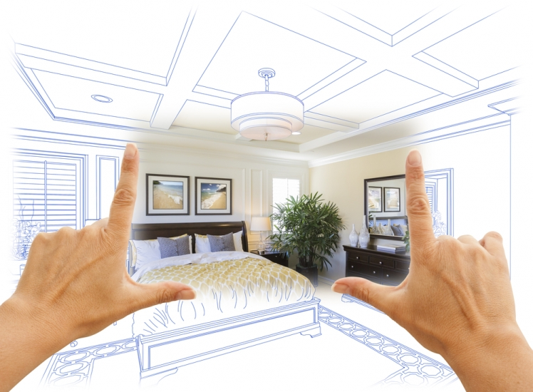 How To Make Over Your Master Bedroom Quickly and Easily