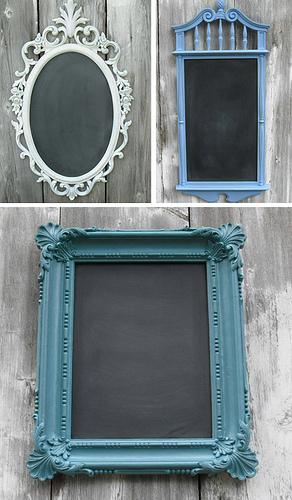 Decorative Chalkboards