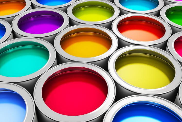 Pop of Colour