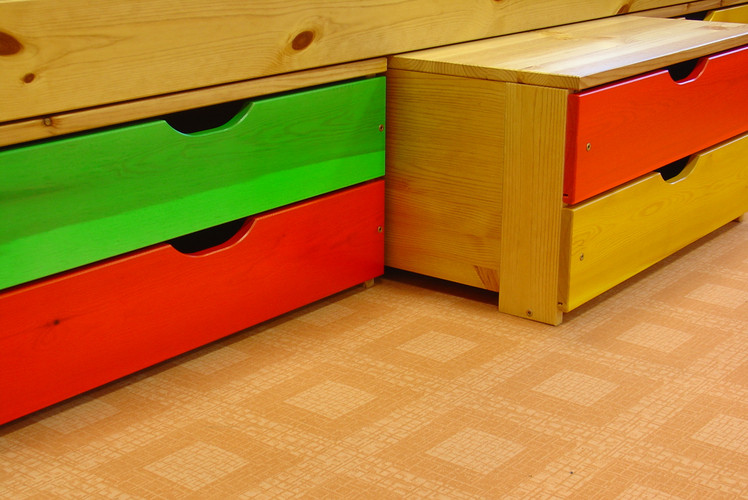 Make under the bed storage