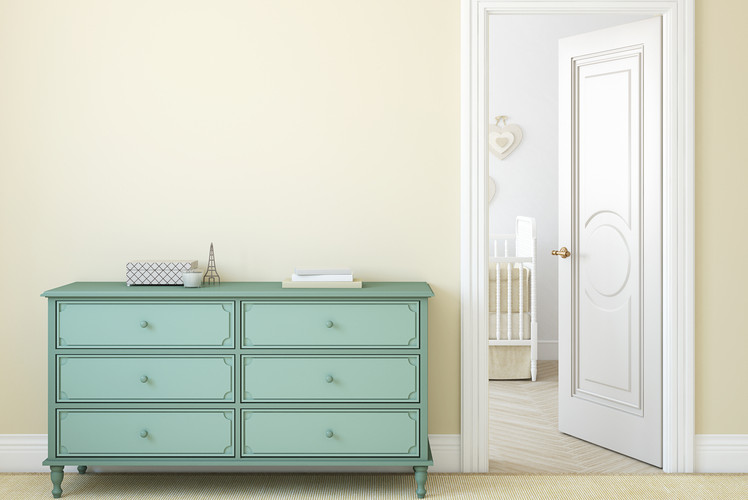 Decorate the dresser