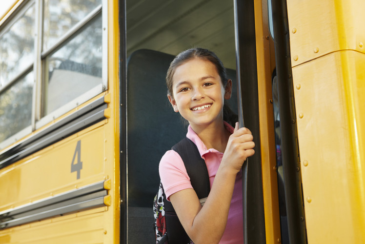 Know when Children Arrive Home from School Safely