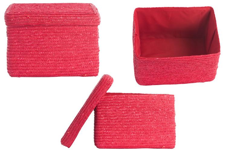 Make Storage Baskets