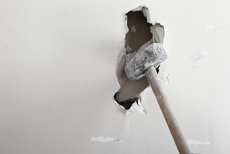 Knocking out a Wall
