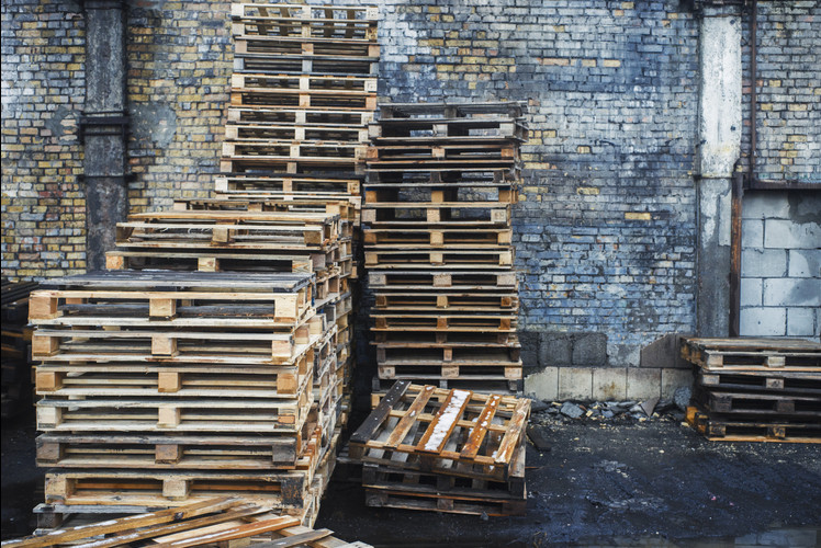 Reclaimed Palettes