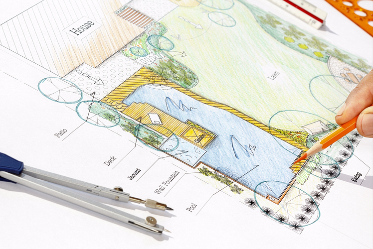 Use existing deck designs