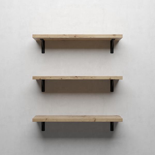 Build simple shelves