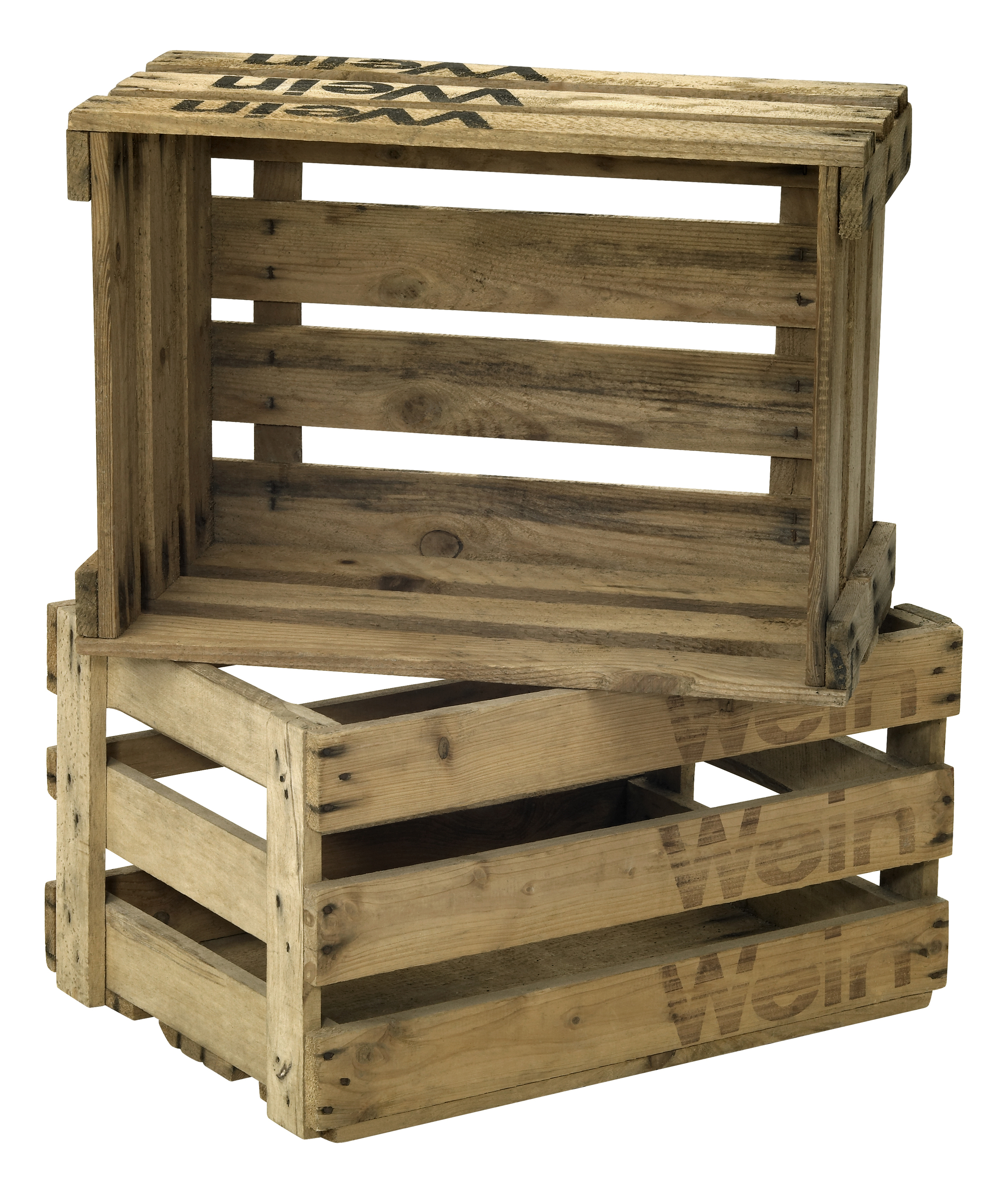 Crate Storage Room