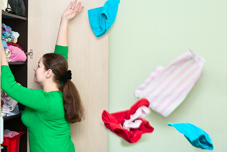 Make Life Easy With These Organizing Hacks